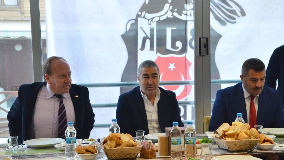 Samet Aybaba Beşiktaş favori Süper Lig