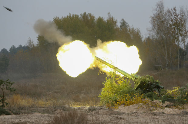 Rus tehdidine karşı ikinci el obüs!