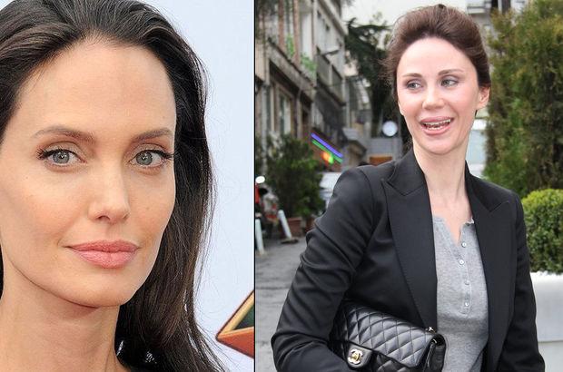 Demet Şener, Angelina Jolie