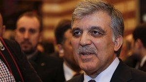 Abdullah Gül'den KHK ihraçlarıyla ilgili açıklama: Ümit edelim ki düzeltilir