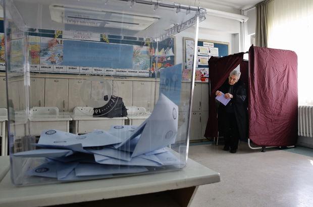 Recep Tayyip Erdoğan, seçim sandığı
