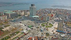 """""""Taksim'e 3 katlı tünel"""" ihalesi sene sonunda yapılacak"""