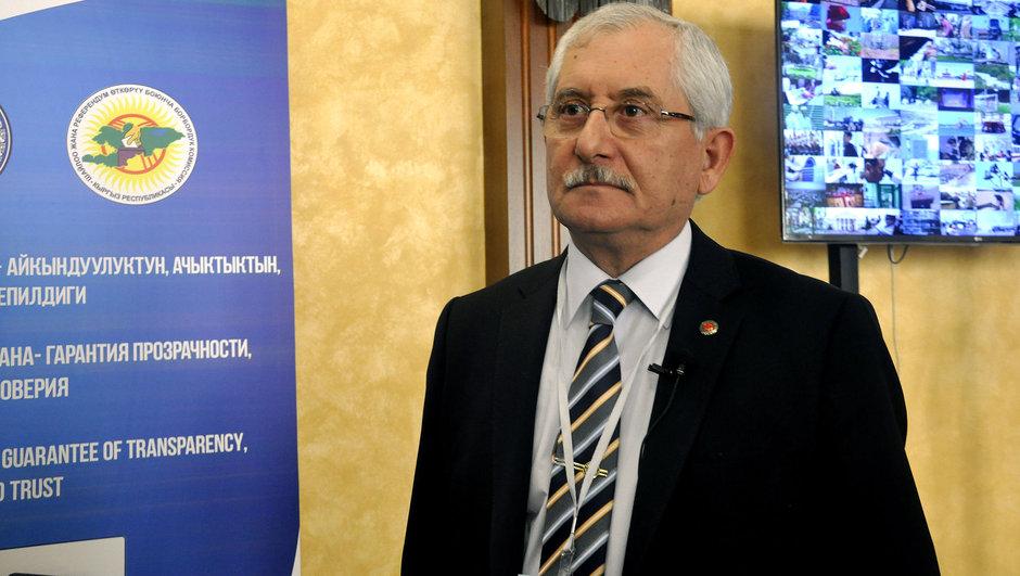 Sadi Güven YSK Başkanı