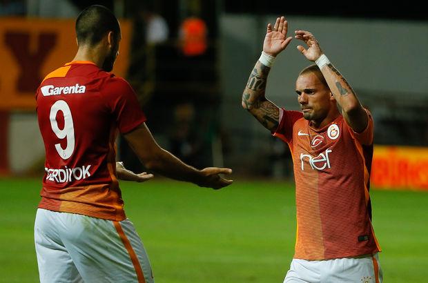 Galatasaray sakatlık Wesley Sneijder Selçuk İnan Eren Derdiyok Lionel Carole