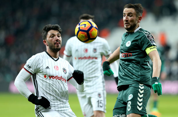 Ali Çamdalı Atiker Konyaspor Fenerbahçe Real Madrid