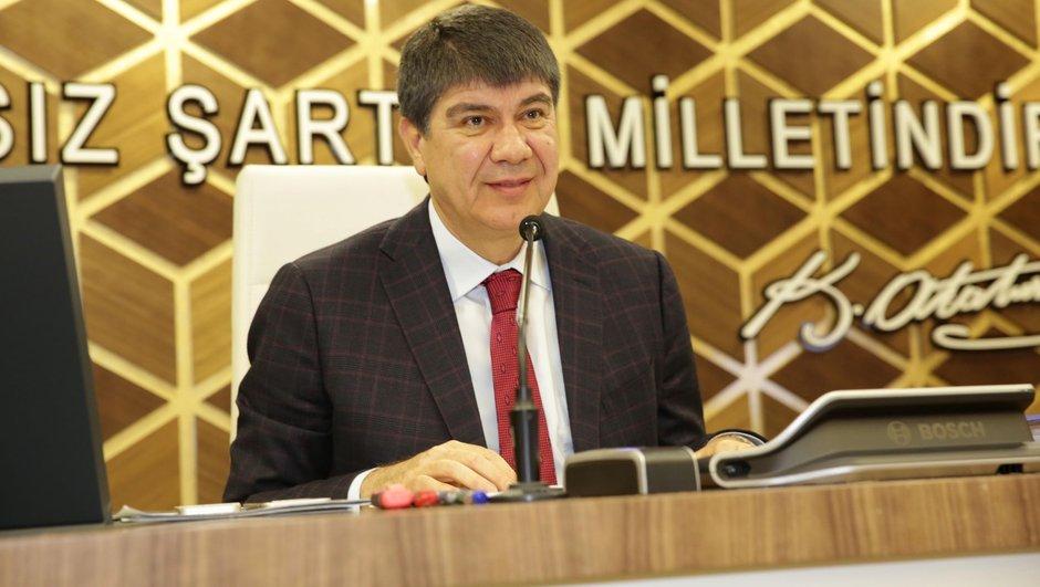 Antalya Büyükşehir Belediyesine 4 proje için 76 milyon lira