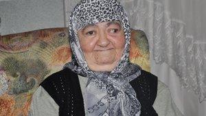 Antalya'da bir kadın 65 yıl sonra görmeye başladı