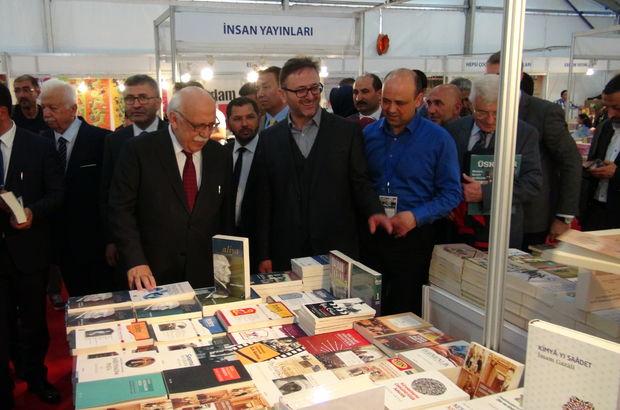 Üsküdar Kitap Fuarı açıldı
