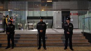 Hong Kong'da metroda yangın: 17 yaralı