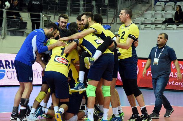 Arkas Spor - Fenerbahçe