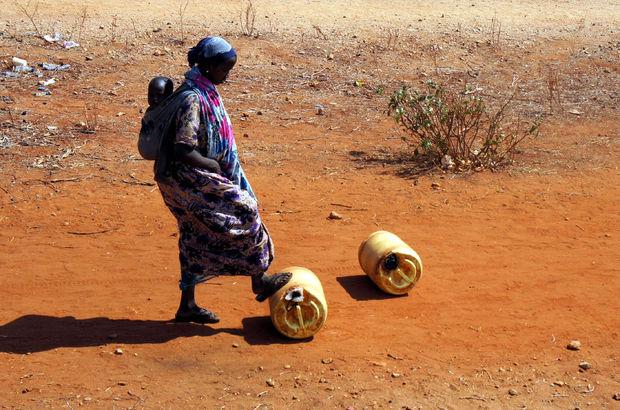 Kenya'da ulusal afet ilan edildi