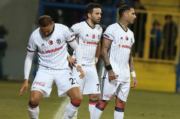 Karabükspor-Beşiktaş