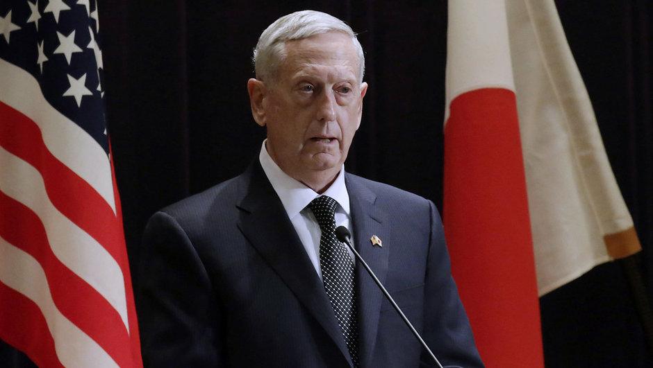 ABD Jim Mattis Belçika NATO DEAŞ