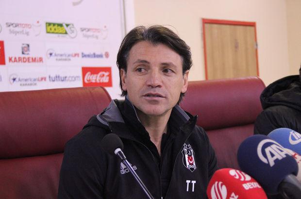 Tamer Tuna Beşiktaş
