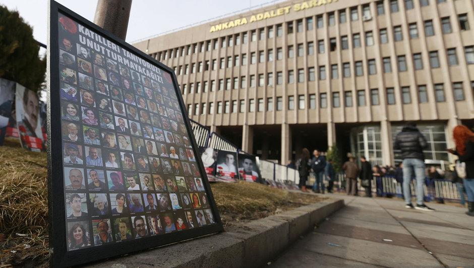 Ankara Garı katliamıyla ilgili ara karar açıklandı