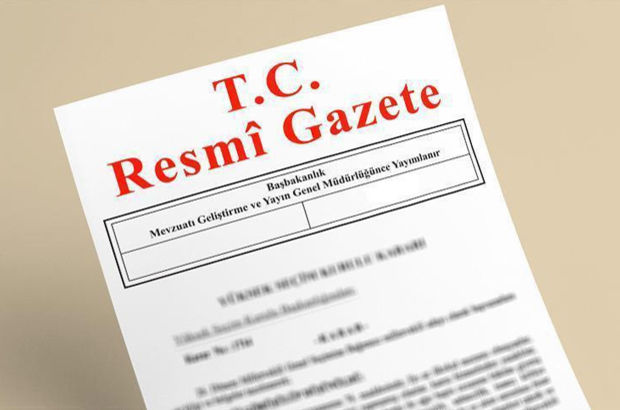 Adalet Bakanlığı yönetmelik değişikliği Resmi Gazete'de