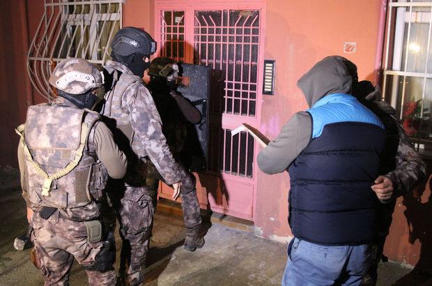 Uyuşturucu ile Mücadele Şube Müdürlüğü İstanbul Emniyet Müdürlüğü Gaziosmanpaşa