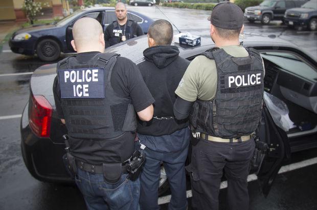 ABD Göçmenlik ve Gümrük Muhafaza (ICE)