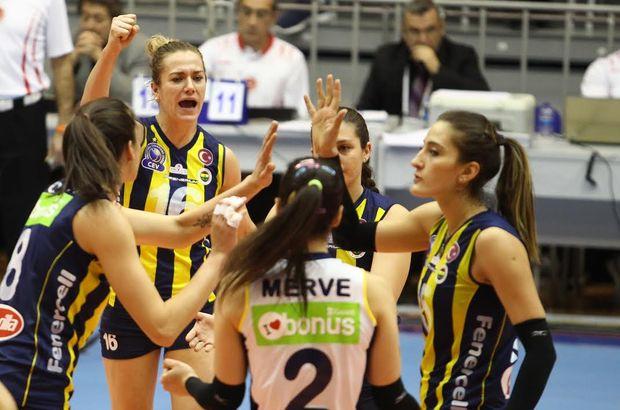 Fenerbahçe: 3 - İdmanocağı: 0