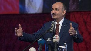 Bakan Müezzinoğlu: 16 Nisan'dan sonra ipin ucu milletin elinde olacak