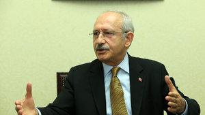 Kılıçdaroğlu: Asıl pranga bu anayasa değişikliği ile vurulacak