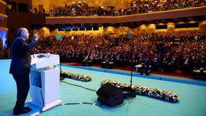 Cumhurbaşkanı Erdoğan: İşiniz gücünüz Tayyip Erdoğan, biz sistem mücadelesi veriyoruz