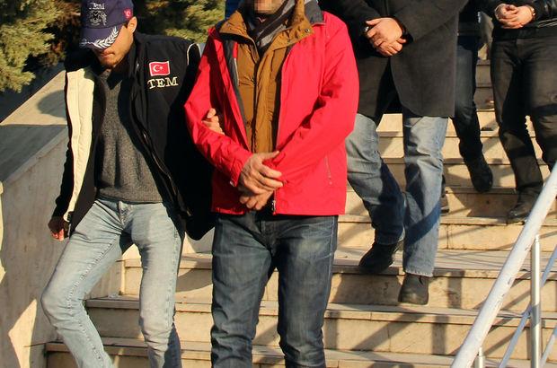 Gaziantep'te DEAŞ'a operasyon