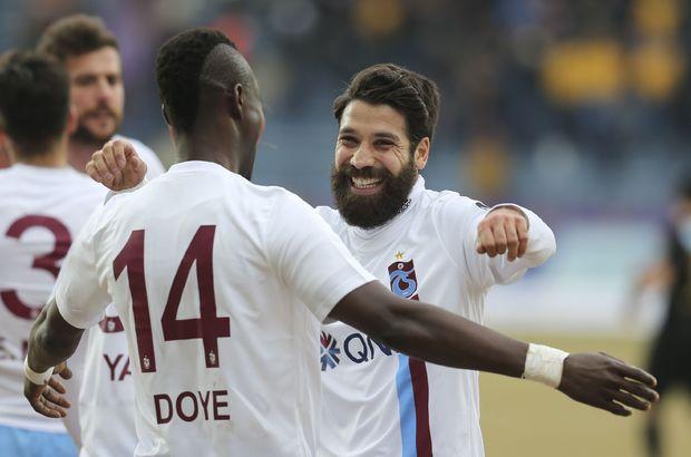 Osmanlıspor: 0 - Trabzonspor: 1