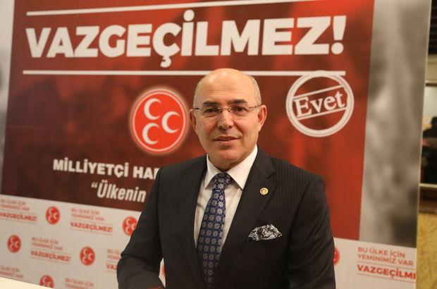MHP'den 'hayırcı' vekiller ile ilgili açıklama