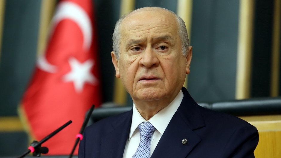 Devlet Bahçeli MHP Anayasa