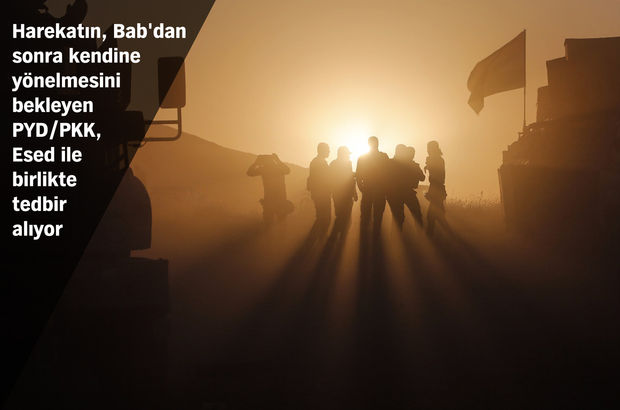 PKK ile Esed'den Fırat Kalkanı planı