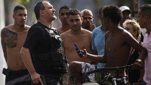 Brezilya'da askeri polis grevi sürüyor
