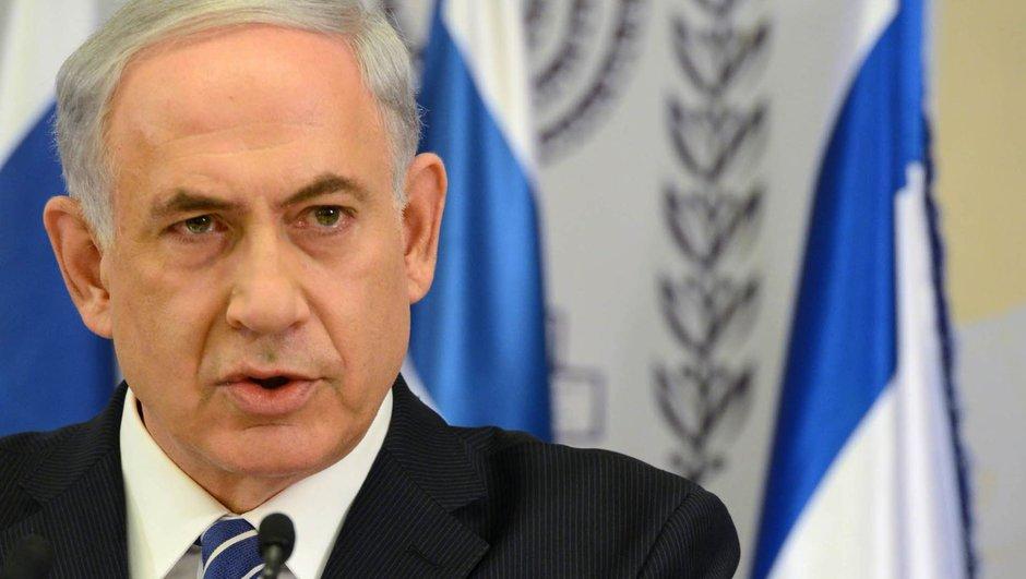 Binyamin Netanyahu Gazze