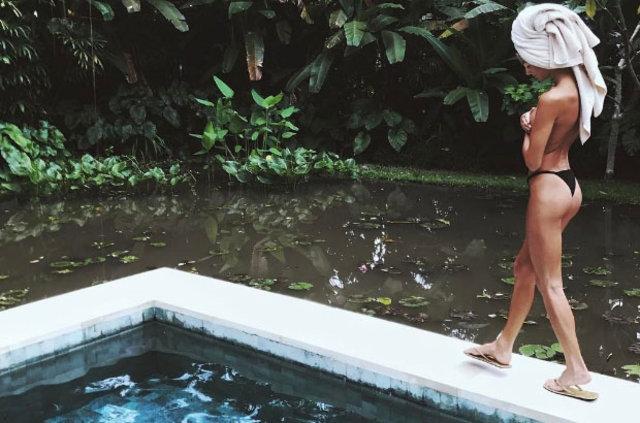 Sjana Earp: Kendimi cezalandırmak için...