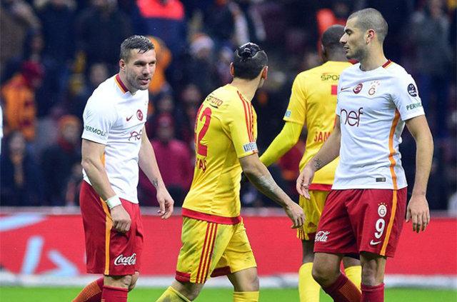 Rıdvan Dilmen'den Galatasaray-Kayserispor maçı yorumu