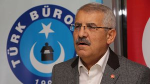 Ankara'da sendika başkanına silahlı saldırı