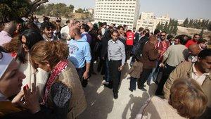 İsrail'in 'yıkım siyaseti' protesto edildi