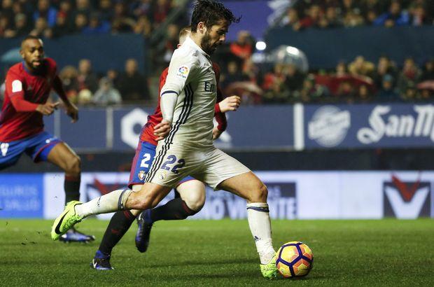 Osasuna Real Madrid  La Liga