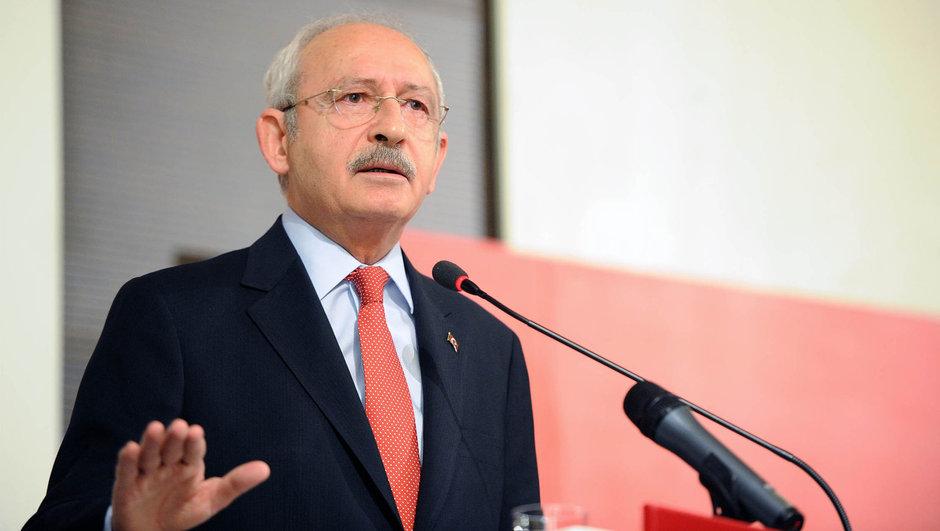 Kemal Kılıçdaroğlu CHP  parti teşkilatı