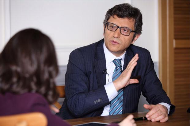 Kübra Par Cumhurbaşkanı Başdanışmanı Prof.Hasan Nuri Yaşar
