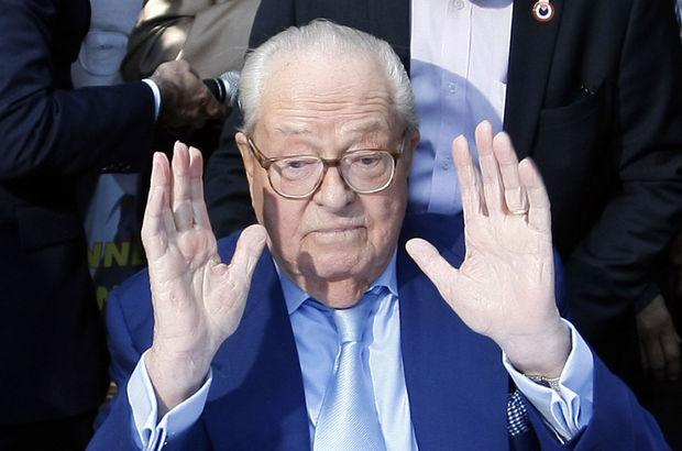 Aşırı sağcı lider Le Pen'e ırkçılık soruşturması