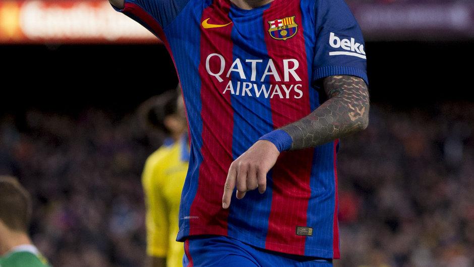 Barcelona Aleix Vidal