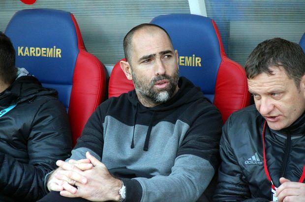 Igor Tudor Kardemir Karabükspor Ferudun Tankut Galatasaray