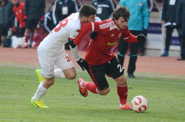 Sivasspor: 2 - Samsunspor: 1