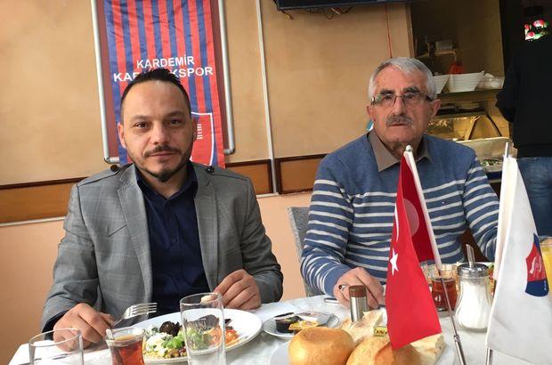 Kardemir Karabükspor Ferudun Tankut Fenerbahçe