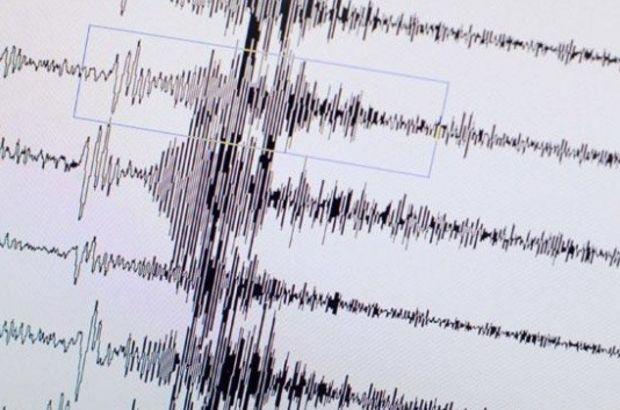 Çanakkale Ayvacık'ta 4 büyüklüğünde deprem