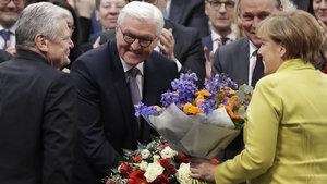 Almanya yeni cumhurbaşkanını seçti!