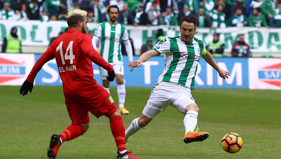 Atiker Konyaspor: 1 - Antalyaspor: 1