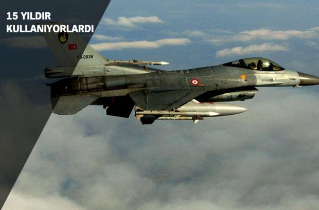 Türk jetlerinden terör örgütü DEAŞ'a büyük darbe