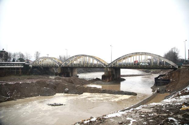 Sakarya Nehri, şehrin enerjisini karşılıyor